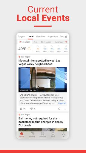 Download News Break: Local Breaking Stories & US Headlines mod apk 2