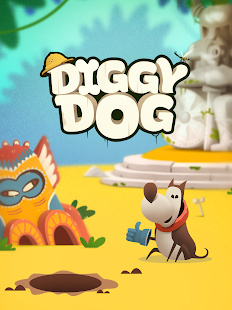 My Diggy Dog Screenshot