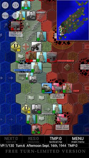 Battle of Peleliu 1944 (free) APK MOD Astuce screenshots 1