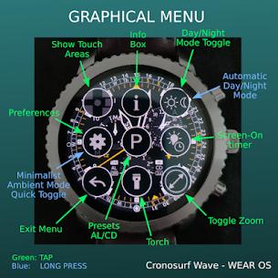 Cronosurf Wave watch 16