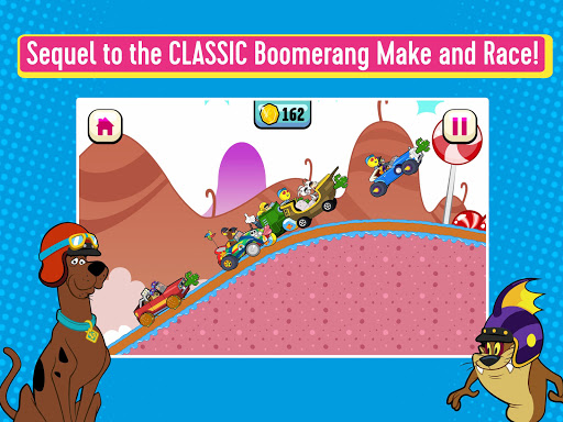 Boomerang Make and Race 2 - Cartoon Racing Game  screenshots 16