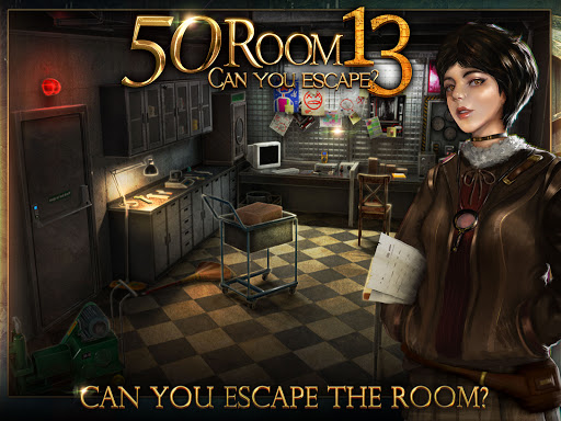 Can you escape the 100 room XIII modavailable screenshots 8