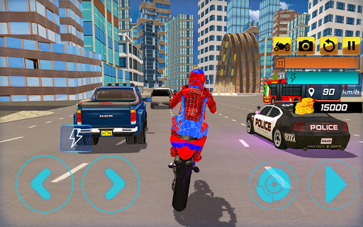 Super Stunt Hero Bike Simulator 3D 2 screenshots 2