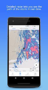 Dark Sky – Hyperlocal Weather Premium MOD APK 3