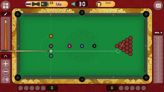 snooker offline online billiards game