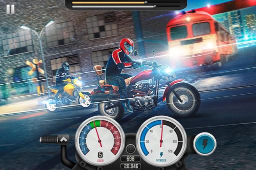 Top Bike: Racing & Moto Drag 1.05.1 screenshots 1