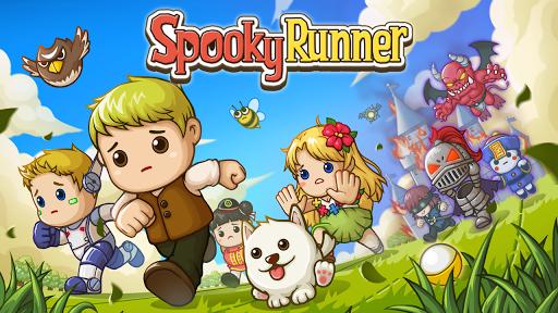 Spooky Runner  screenshots 1