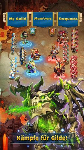 Castle Clash: King's Castle DE 1.7.4 screenshots 5