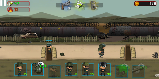 War Troops: Military Strategy Game for Free 1.25 screenshots 2
