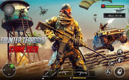 Counter Terrorist Strike Game u2013 Fps shooting games 1.8 screenshots 13