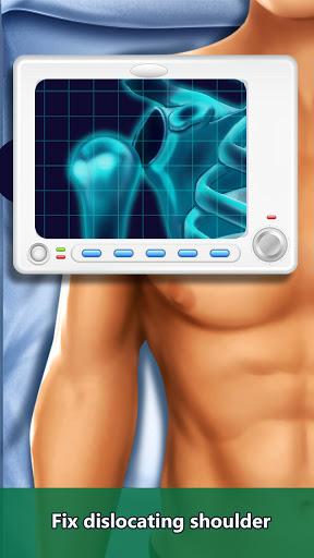 Heart Surgery Emergency Hospital : New Doctor Game modiapk screenshots 1