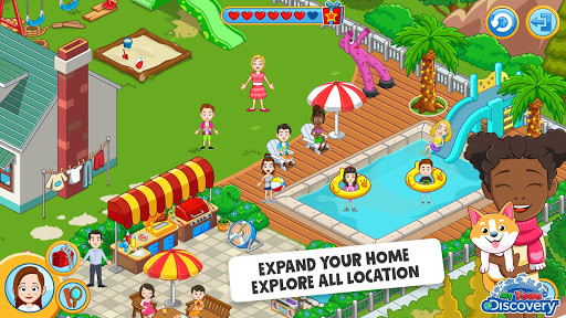 My Town : Discovery Pretend Play  screenshots 5
