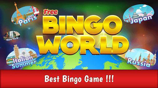 Free Bingo World - Free Bingo Games. Bingo App 1.5.5 screenshots 11