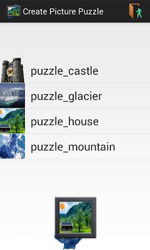 create picture puzzle screenshot 1