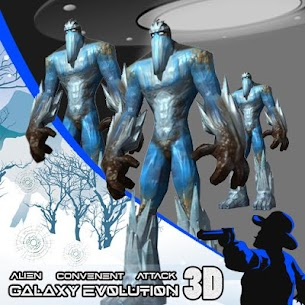 Alien Covenant Attack:Galaxy Evolution 3D Hack Game Android & iOS 1
