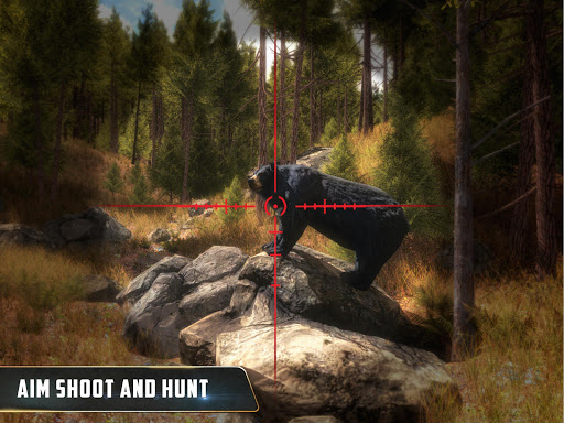 Wild Animal Hunting : Jungle Sniper FPS Shooting 1.11 screenshots 12