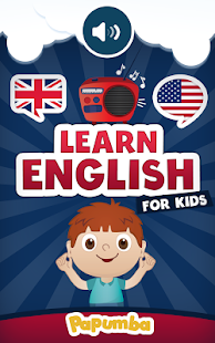 English for Kids Screenshot