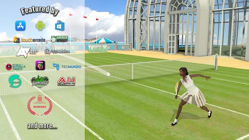 World of Tennis: Roaring u201920s u2014 online sports game  screenshots 6