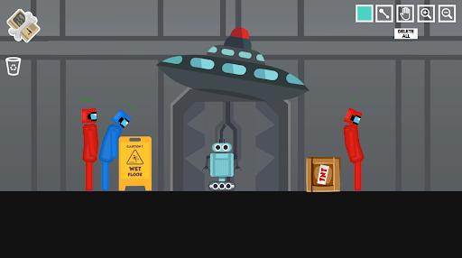 Impostor Craft Playground: Red Ragdoll 1.0.2 screenshots 8