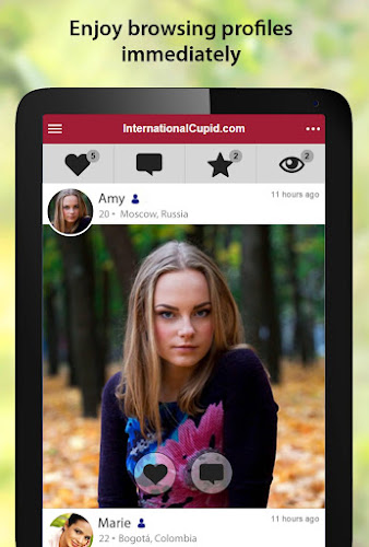 Internationalcupid login www com Russian Dating