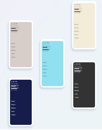 Indistractable Launcher - The Minimalist Launcher 1.16-beta6 Screenshots 6