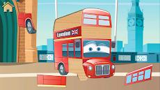 子供のための車とトラックのパズルゲームのおすすめ画像3