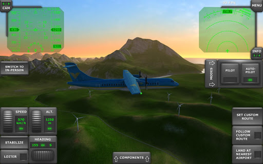 Turboprop Flight Simulator 3D 1.24 screenshots 24