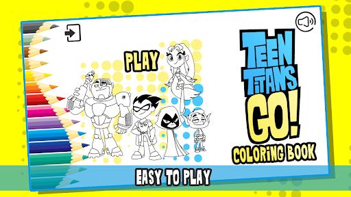 Super Titans Coloring 2.1.2 screenshots 1