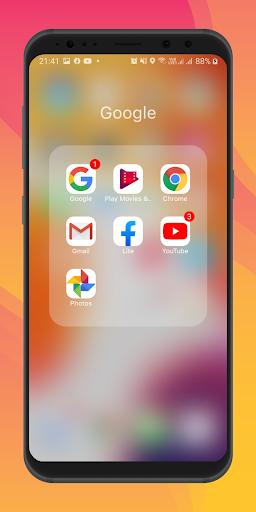 Launcher iOS 14 1.3.12 Screenshots 8