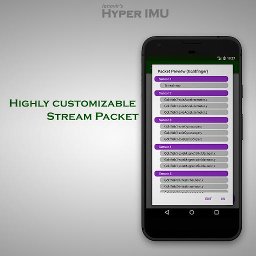 HyperIMU android2mod screenshots 6