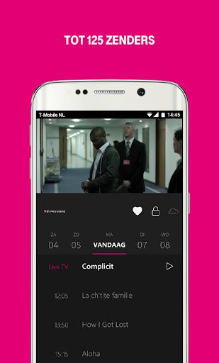 T-Mobile TV Anywhere  screenshots 1