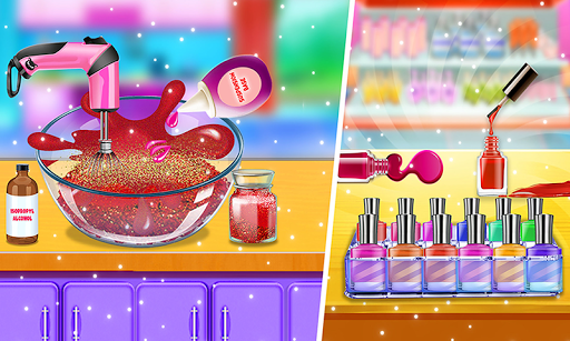 Makeup Kit- Dress up and makeup games for girls screenshots 7