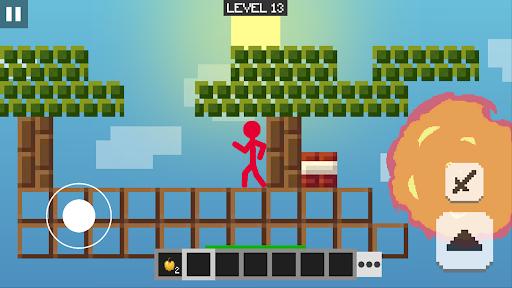Stickman vs Multicraft: Lucky Block apktram screenshots 4