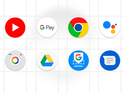 One UI Pixel - icon pack Screenshot