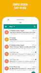 screenshot of EasyMail - easy and fast email
