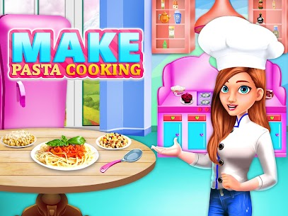 Make Pasta Food Kitchen For Pc 2020 (Download On Windows 7, 8, 10 And Mac) 1