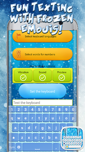 Frozen Keyboard 2.3 Screenshots 4