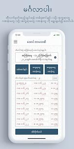 ထီ – Hti Pauk Sin (Aung Bar Lay Lottery Result) 1