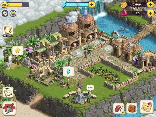 Atlantis Odyssey apkpoly screenshots 18
