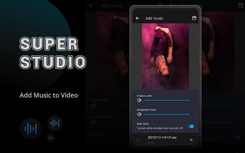 Free Video Editor No Watermark & Music Video Maker 4