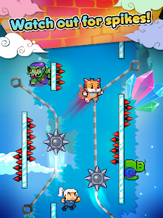 Wall Kickers Screenshot