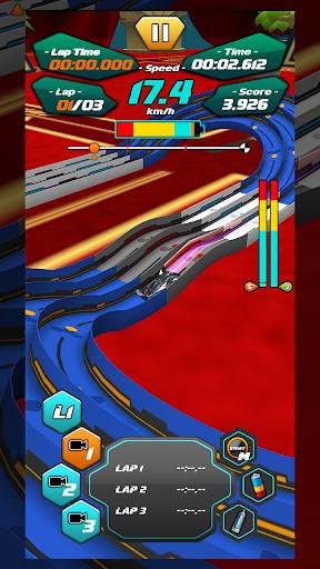 Mini Legend - Mini 4WD Simulation Racing Game 2.4.4 screenshots 8