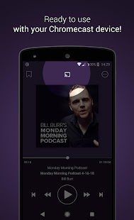 Podcast Go Screenshot