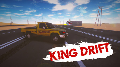 King drift - Drifting With Friends Online 😎 screenshots 1