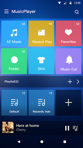 Music Player - Audio Player & Music Equalizer android2mod screenshots 7
