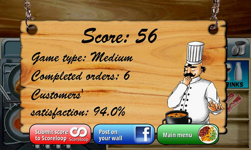 Bistro Cook 2 filehippodl screenshot 3