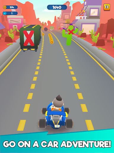 CKN Toys: Car Hero Unbox the official runner game 2.2.2 screenshots 15