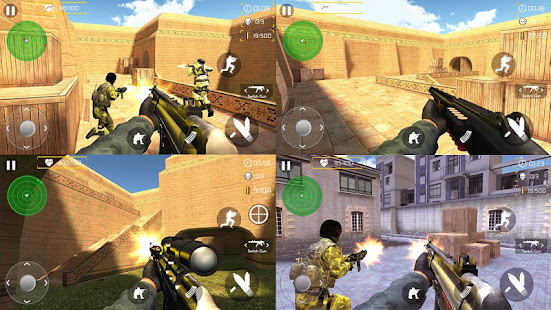 Counter Terrorist Strike Shoot 2.0.1 screenshots 1