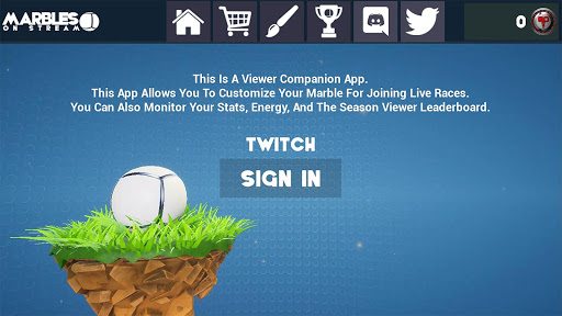 Marbles on Stream Mobile modavailable screenshots 1