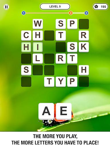Word Crossing u2219 Crossword Puzzle 2.4.6 screenshots 5